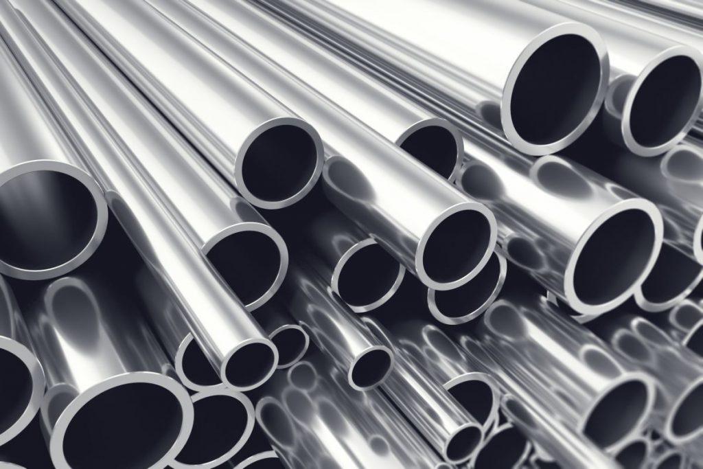 metal steel pipes